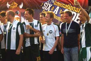 Nomads International 6-a-side Tournament 2012